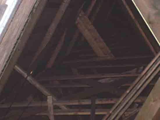 Interieur-Toren Geheel houten constructie van de torenspits<br><br> 0190_Urbanuskerk_Bovenkerk_2388ps.jpg