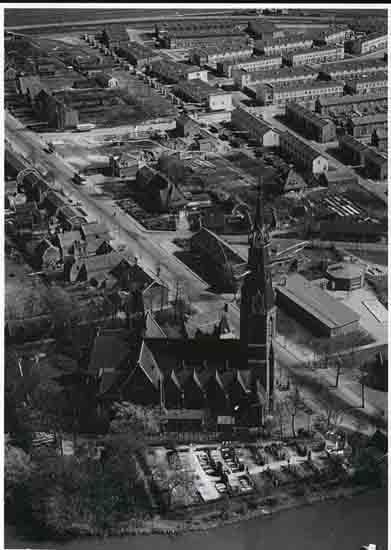 Oude-Opnames Urbanuskerk 1950<br><br> 8030_Historisch_Bovenkerk_Bovenkerk1950.jpg