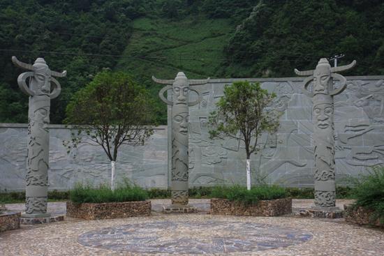 Langde Monument bij Langde -Guizhou<br><br> 0440_1477.jpg