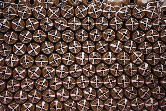 Langde Verzameling kruiken - Made in China <br><br> 0610_1552.jpg