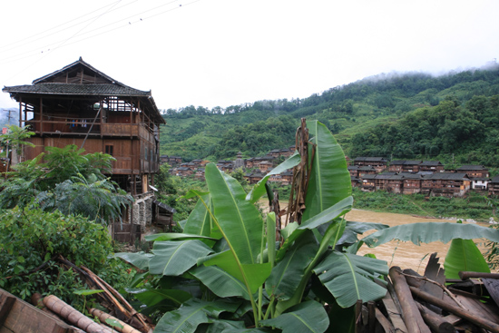 Rongjiang Prachtige natuur tijdens busrit<br><br> 0920_1780.jpg