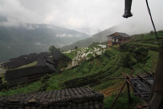 Longji Rijstterrassen van Longji bij Pingan<br><br> 1800_2390.jpg
