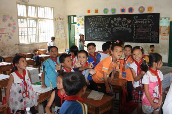 Yangshuo1 Schoolklas in Fuli<br><br> 1930_2472.jpg