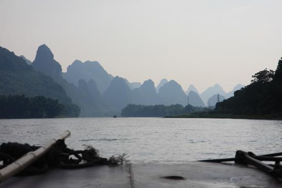 Yangshuo1 Prachtige cruise / boottocht over de Li rivier van Fuli naar Yangshuo<br><br> 1990_2499.jpg