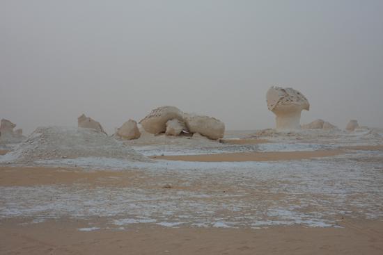 White-Desert Kalksteenformaties in The White Desert ten noordoosten van Farafra 0780-White-Dessert-near-Farafra-2560.jpg