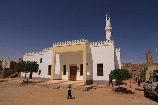 Dakhla Al-Qasr bij Dakhla Oasis<br>Een oud Ottomaans stadje gebouwd in 1516-1798 1000-Al-Qasr-near-Dakhla-Oasis-2897.jpg