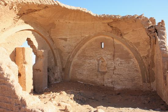 Mut Necropolis of Al-Bagawat (4th - 6th century)<br>Een van de best bewaarde christelijke begraafplaatsen van de wereld 1190-Al-Bagawat-Necropolis-3177.jpg