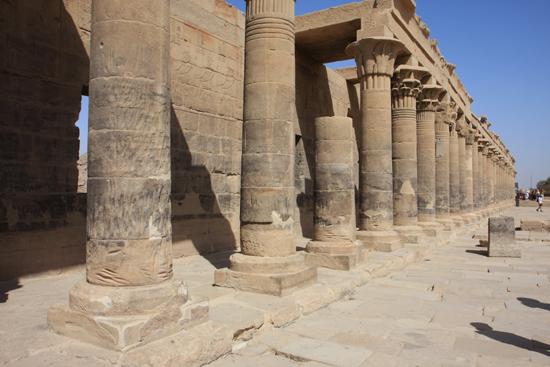 Philae Temple of Isis - Philae (circa 250 BC)  1350-Philae-Temple-of-Isis-3295.jpg
