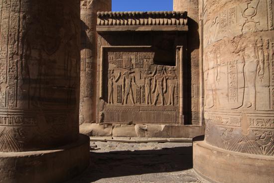 Kom-Ombo Sobek en Haroeris tempel<br>Kom Ombo 1980-Kom-Ombo-Temple-of-Sobek-and-Haroeris-3980.jpg