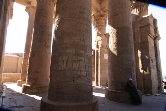 Kom-Ombo Sobek en Haroeris tempel<br>Kom Ombo 1990-Kom-Ombo-Temple-of-Sobek-and-Haroeris-3984.jpg