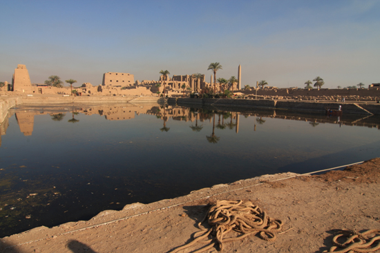 Karnak Amun tempel - Karnak<br>Sacred Lake  2480-Karnak-Temple-of-Amun-4276.jpg