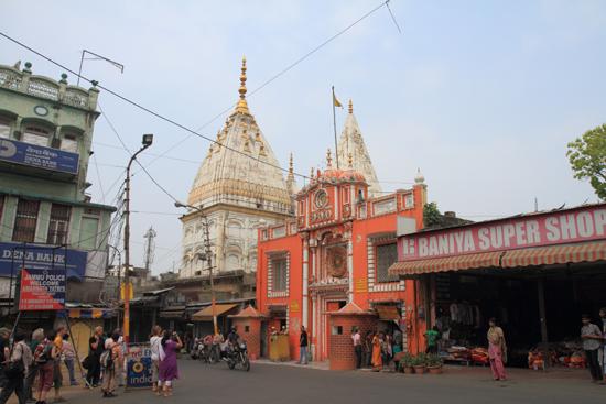 Jammu Ragunath Tempel (1835) in Jammu<br><br> 0420-Jammu-Kashmir-2810.jpg