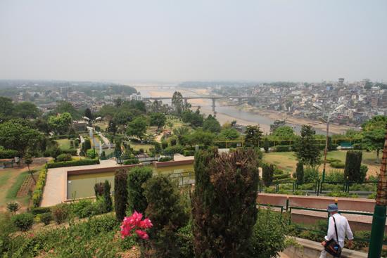 Jammu Uitzicht op de Tawi rivier<br><br> 0510-Jammu-Kashmir-2841.jpg