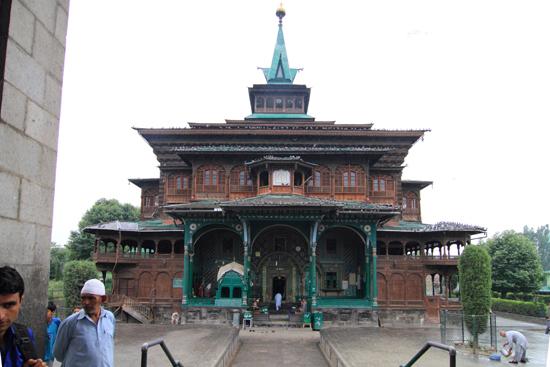 Srinagar2 Schitterende Shah Hamdan Moskee<br><br> 1130-Shah-Hamdan-Mosque-Srinagar-Kashmir-3347.jpg