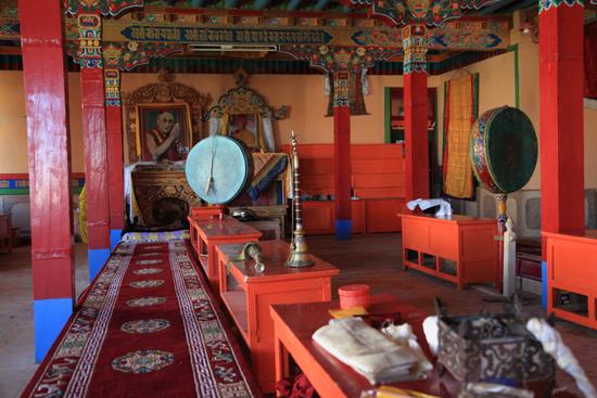 Stok Zeer fraaie kloosterzalen<br><br> 3170-Taktok-klooster-Ladakh-4771.jpg