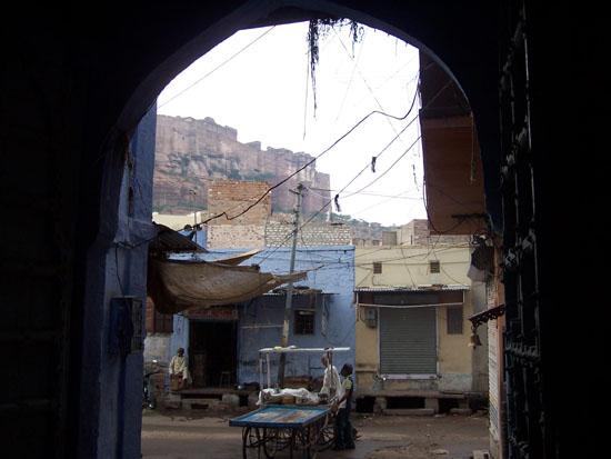 Jodhpur1 Jodhpur: Inderdaad... de Blauwe stad Blauwe-Stad-Jodhpur_3051.jpg