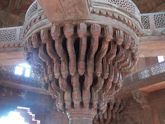Fatehpursikri Fatehpur Sikri - een verlaten Mogolstad (16e eeuw) Fatehpur-Sikri-Mogolstad_3836.jpg