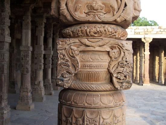 Delhi Delhi -zuilengalerij Qutab minar complex Qutab-Minar-Complex-Delhi_2512.jpg