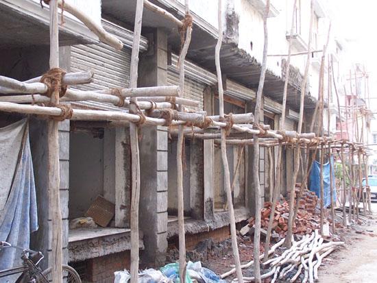 Delhi Steigerbouw in India Steigerbouw-India_2565.jpg
