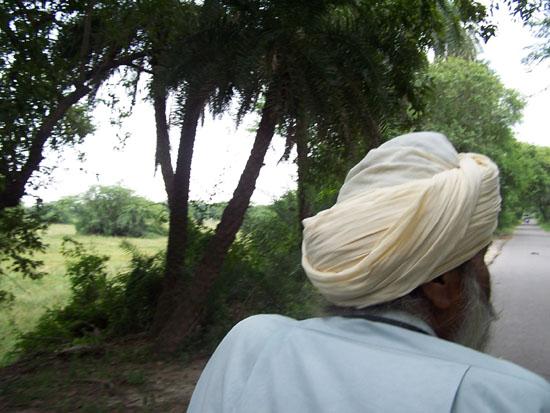 Bharatpur Zeer enthousiaste en bekwame vogelkenner / riksjarijder Vogelaar-Keoladeo-park_3773.jpg