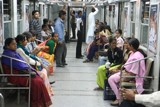 Kolkata1 Metro of Calcutta Metro van Kolkata 1570_3015.jpg