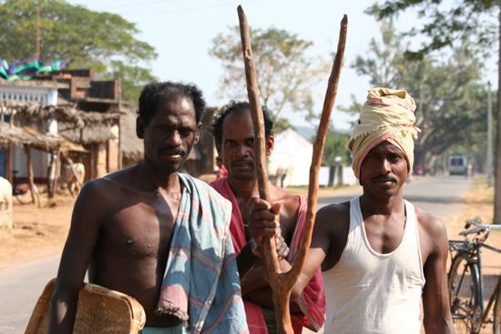 Adivasi-Tour1 Adivasi Rural village in Orissa Adivasi - Plattelandsdorpje in Orissa 2140_4419.jpg