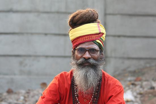 Adivasi-Tour1 Holy-man in Taptapani Holy-man in Tapapani - Orissa 2180_4451.jpg