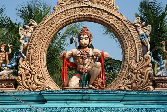 Gopalpur Hanuman Hanuman afbeelding op Pipli tempeltje 3610_5778.jpg