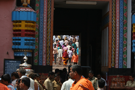 Puri Puri - Jagannath Hindu TempleThe main entrance Puri - Jagannath Hindoe Tempel 3780_5931.jpg