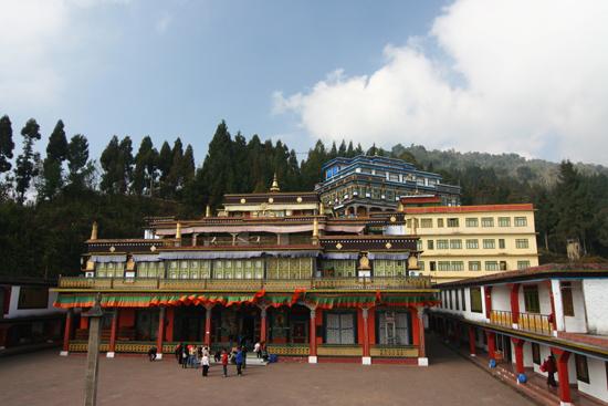 Rumtek Dharma Chakra Centre in Rumtek<br><br> 0630_3790.jpg