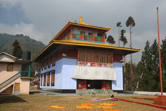 Rumtek Old Rumtek gompa - monastery<br><br> 0680_3796.jpg