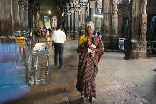 Madurai Bezoek aan de tempel was mede indrukwekkend doordat IMG_6644.jpg