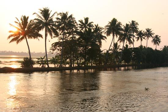 Backwaters Vlak voor zonsondergang IMG_7108.jpg