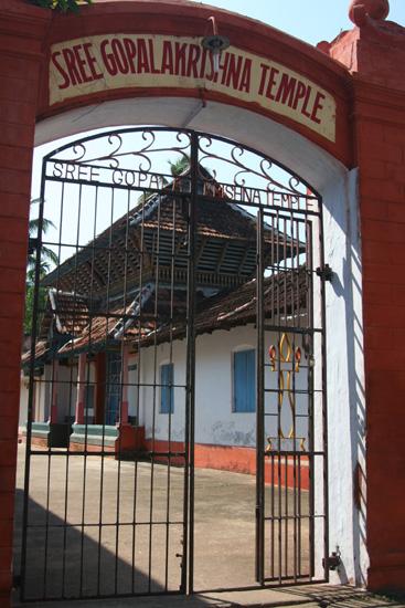 Cochin Sri (Sree) Gopalakrishna tempel IMG_7533.jpg