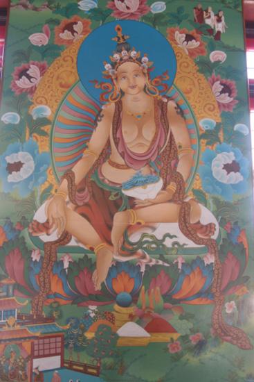 Madikeri BylakuppeTibetian Namdroling Monastry IMG_8274.jpg