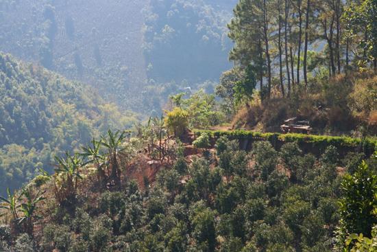 Kalaw1 Trekking langs de dorpen van de bergvolkeren   2610_6514.jpg