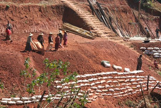 Kalaw1 Trekking langs de dorpen van de bergvolkeren   2710_6617.jpg