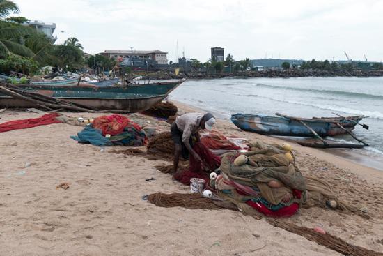 Vissersboten op het strand-0600