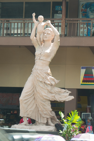 Matara Tsunami 2004 - monument-0660