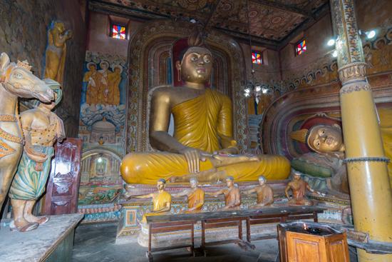 Kotte Wewurukannale - tempel-0790