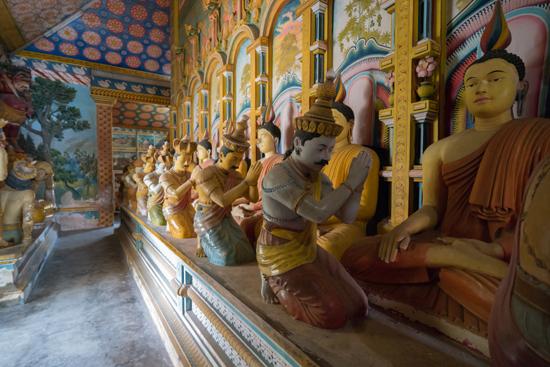 Kotte Wewurukannale - tempel-0810