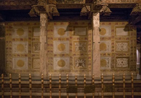 Kandy Tempel van de Tand  Wanddecoratie-2390