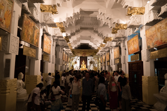 Kandy Tempel van de Tand-2420