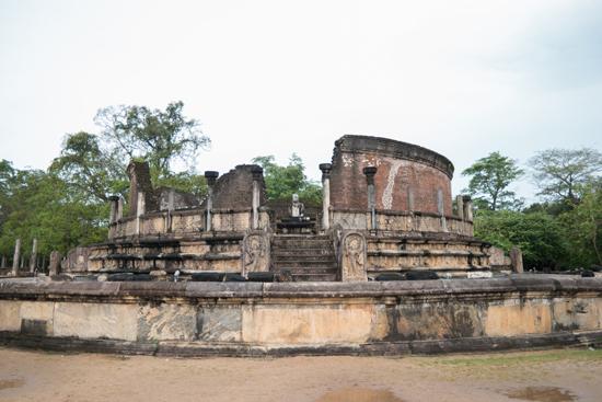 Polonnaruwa Ancient city-3000