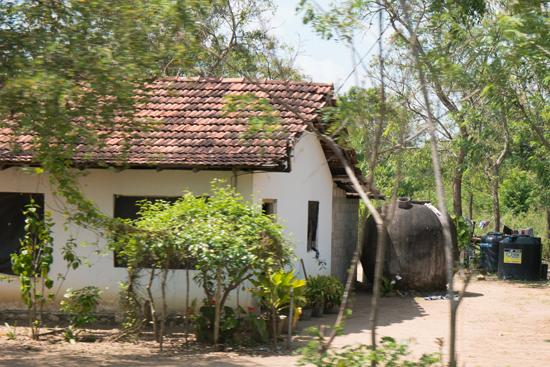 Onderweg naar Negombo Grote watervaten om droogteperiodes te kunnen overleven-4060