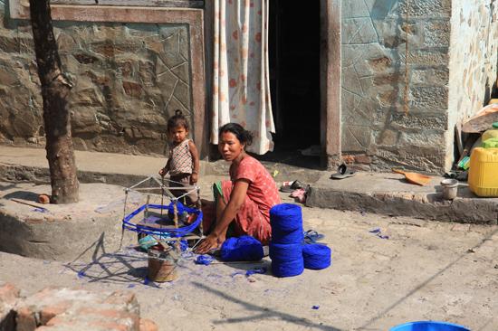 Kathmandu - Centrum Streetlife-0040