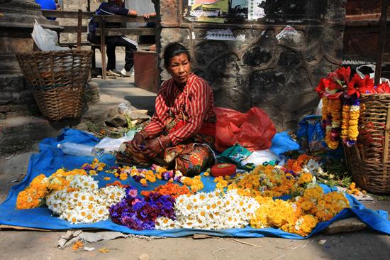Kathmandu - Centrum Streetlife-0080